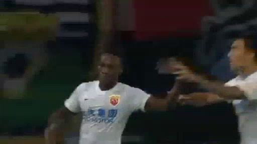 Liaoning Shanghai SIPG goals and highlights